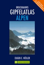 Bruckmanns Gipfelatlas Alpen