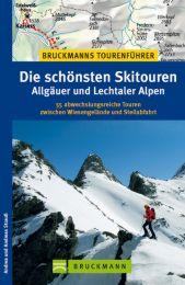 Die schönsten Skitouren: Allgäuer und Lechtaler Alpen