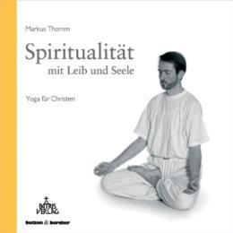Spiritualität mit Leib und Seele - Cover