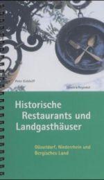 Historische Restaurants und Landgasthäuser - Cover