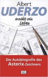 Uderzo erzählt sein Leben - Cover