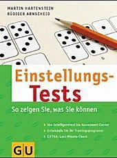 Einstellungs-Tests
