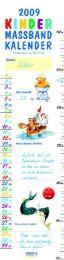 Kinder-Maßband-Kalender