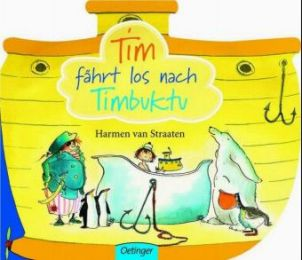 Tim fährt los nach Timbuktu