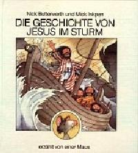 Die Geschichte von Jesus im Sturm