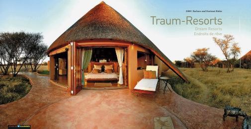Traum-Resorts/Dream Resorts/Endroits de reve