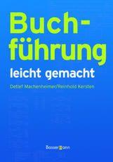 Buchführung leicht gemacht - Cover