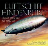 Luftschiff-Hindenburg