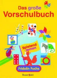 Das große Vorschulbuch - Cover