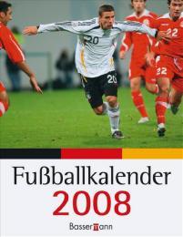 Fußballkalender - Cover