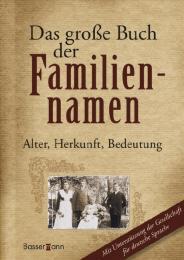 Das große Buch der Familiennamen