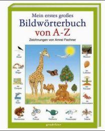 Mein erstes großes Bildwörterbuch von A-Z