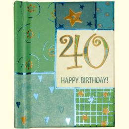 40 Happy Birthday!
