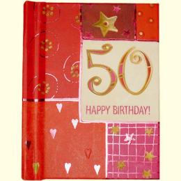 50 Happy Birthday!