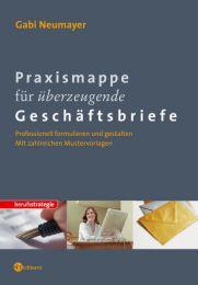Praxismappe für überzeugende Geschäftsbriefe - Cover