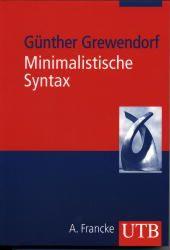 Minimalistische Syntax