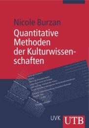 Quantitative Methoden der Kulturwissenschaften