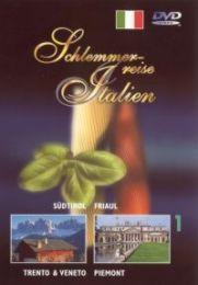 Südtirol, Friaul, Trento & Veneto, Piemont