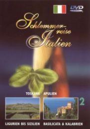 Toskana, Apulien, Ligurien bis Sizilien, Basilicata & Kalabrien