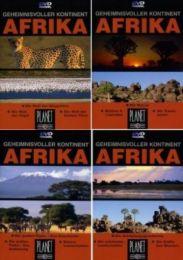 Geheimnisvoller Kontinent Afrika