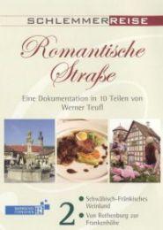 Schwäbisch-Fränkisches Weinland/Von Rothenburg zur Frankenhöhe