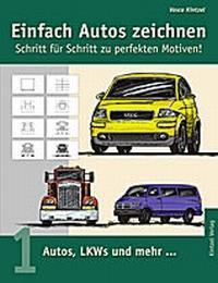 Einfach Autos zeichnen 1