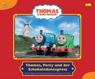 Thomas und seine Freunde - Thomas, Percy und der Schokoladenexpress