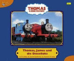 Thomas, James und die Dieselloks