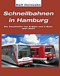 Schnellbahnen in Hamburg