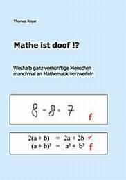 Mathe ist doof!?