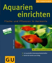 Aquarien einrichten