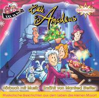 Little Amadeus - Weihnachts-Hörbuch/Mozart für Kinder