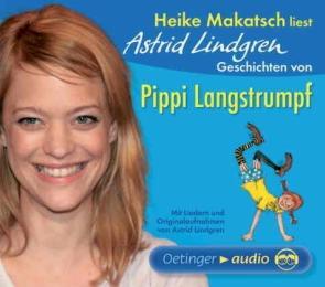 Geschichten von Pippi Langstrumpf