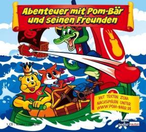 Abenteuer mit Pom-Bär und seinen Freunden