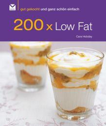 200 x Low Fat