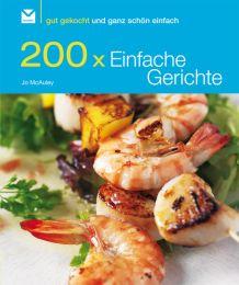 200 x Einfache Gerichte