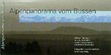 Alpenpanorama vom Bussen - Cover