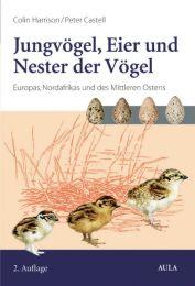 Jungvögel, Eier und Nester der Vögel Europas, Nordafrikas und des Mittleren Ostens