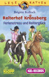 Ferienstress und Reiterglück