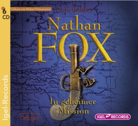Nathan Fox - In geheimer Mission