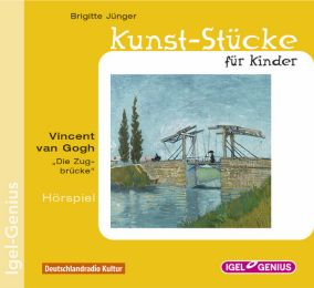 Vincent van Gogh 'Die Zugbrücke'