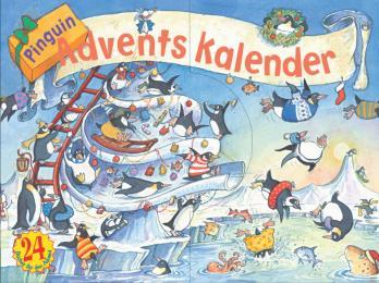 Pinguin-Adventskalender