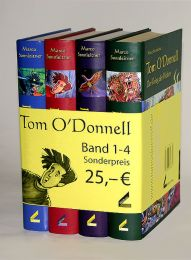 Tom O'Donnell Band 1-4