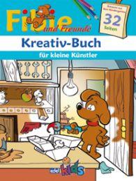 Kreativ-Buch für kleine Künstler
