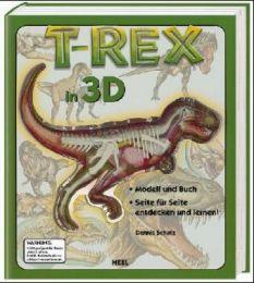 T-Rex in 3D