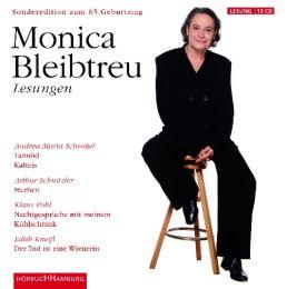 Monica Bleibtreu Lesungen