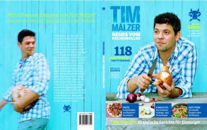Tim Mälzer - Neues vom Küchenbullen