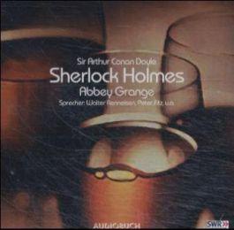 Sherlock Holmes - Abbey Grange