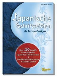 Japanische Schriftzeichen als Tattoodesigns