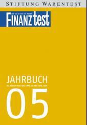 FINANZtest Jahrbuch 2005